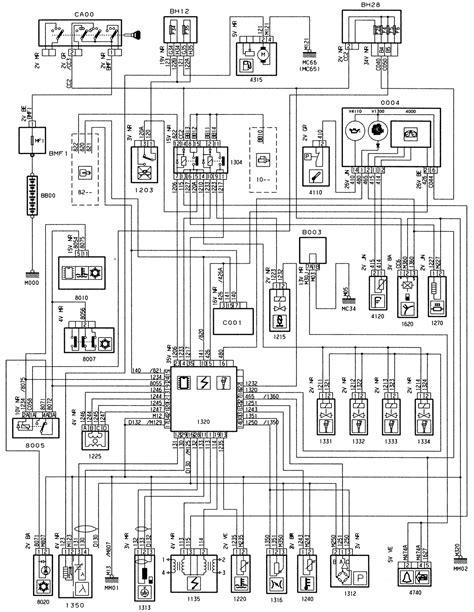 PEUGEOT 306 - ENGINE TYPE: XU7JPZ/K - INJECTION/IGNITION