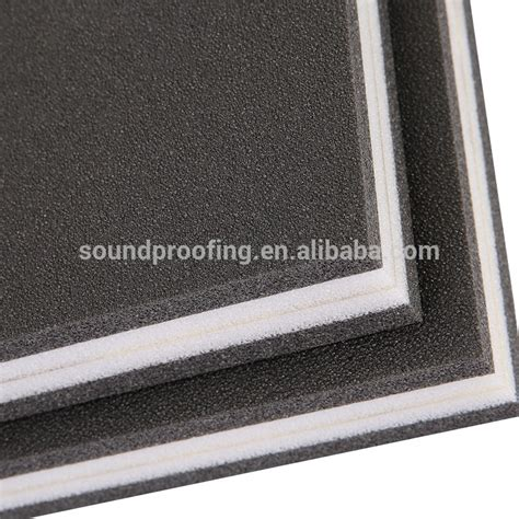Sound Deadening Floor Mats by Composite Floor Sound Deadening Material Ding Mats