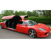12 Cool And Unusual Limousines