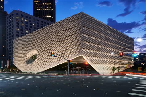 7 Wonders Board Ready New touring the broad museum l a s newest architectural