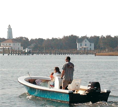 ocracoke island boat rentals water sports ocracoke nc outer banks adventures
