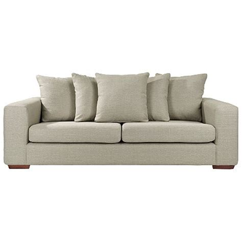 asda direct armchairs windsor large sofa in beige sofas armchairs asda direct