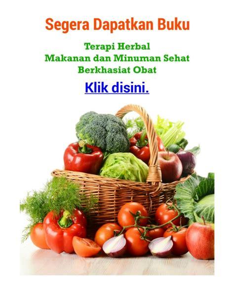 Buku Ajaib Terapi Herbal Tumpas Penyakit Darah Tinggi buku terapi herbal makanan dan minuman sehat berkhasiat obat