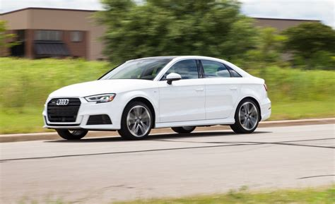 Audi A3 Quattro Test by 2017 Audi A3 2 0t Quattro Test Review Car And Driver