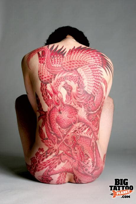irezumi horiren colour tattoo big tattoo planet