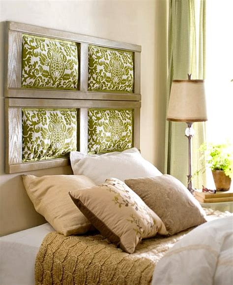homemade headboard 25 gorgeous diy headboard projects