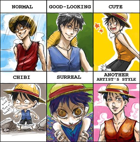Luffy Meme - luffy vs usopp page 21