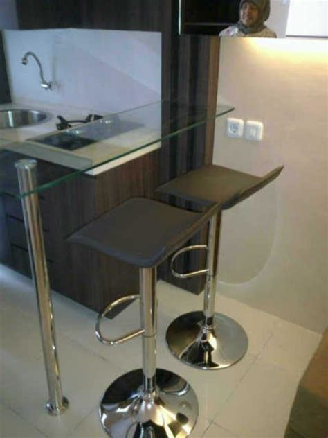 Meja Makan Mini Bar rumah dijual jakarta barat disewakan appartement palm bed mattress sale