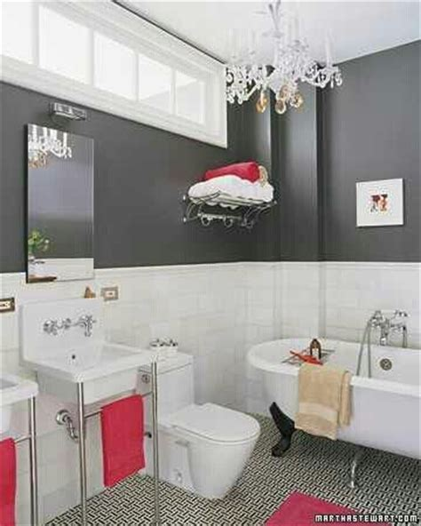 gray and coral bathroom coral gray bathroom homey decor pinterest