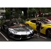 2017 Lamborghini Aventador S Faster More Powerful And Full Of New