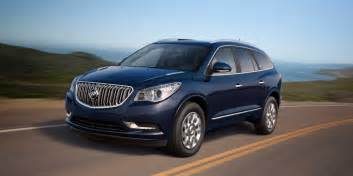 Buick Emclave 2017 Buick Enclave Vehicles On Display Chicago
