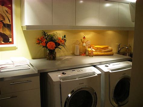 small basement laundry room decoist