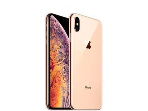 apple iphone xs gb gold unlocked mtlla