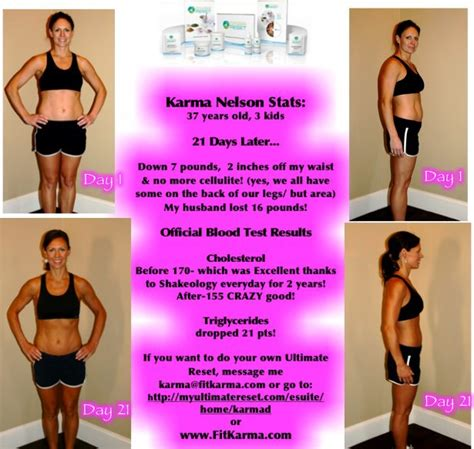 21 Sugar Detox Results by Easy Weight Loss In Just 21 Days Karma Nelson Fitness