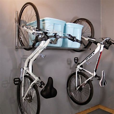 Garage Ceiling Bike Rack by Diy Garage Bike Rack Ceiling Coups De Coeur