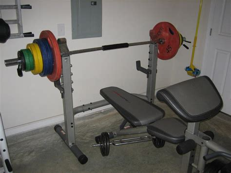 300 lb weight set and bench weider olympic weight bench see pics georgia outdoor