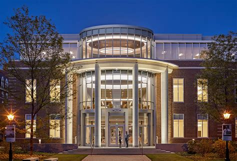 Harvard Business School Boston Mba by Ruth Mulan Chu Chao Executive Education Center Design