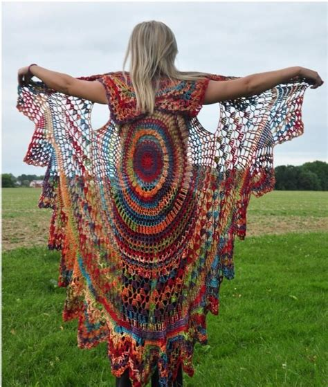 hippie knitting patterns 25 best ideas about bohemian crochet patterns on