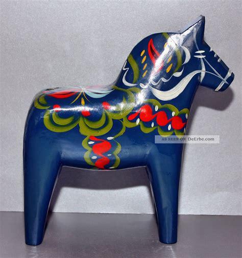 dalarna pferd dala dalarna pferd aus holz blau 21 5 cm schweden