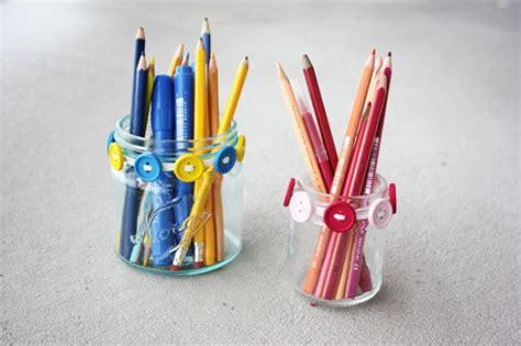 Handmade Pen Holder Design - 16 chic unique handmade pencil holders