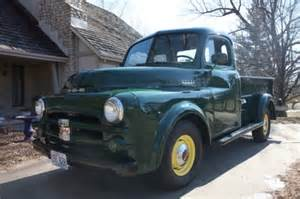 1952 Dodge Truck For Sale 1952 Dodge B 3 C Pilothouse Bring A Trailer