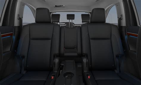 2016 toyota sequoia captains chairs getting to the 2016 toyota highlander hybrid shop