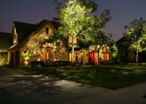 Lighting In Landscape Ten Landscape Lighting Tips For Curb Appeal That Wow S