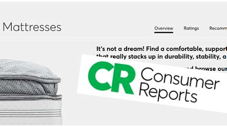 consumer reports sheets mattress bedding industry news features and analysis
