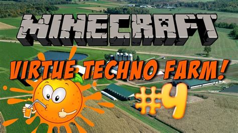 techne virtue techno farm virtue modpack live episode 4 more magical