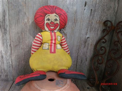 Ronald Mcdonald Hello 71 best images about ronald on pull car bed and toys