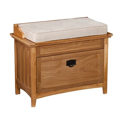 Small Storage Bench Boston Loft Furnishings Ridgeside Small Storage Bench Lowe S Canada