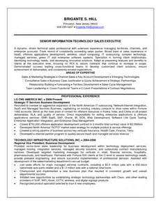 Sle Resume For Experienced Mis Executive 28 Hr Executive Sle Resume Professional Resume Sles By Julie Walraven Cmrw Hr Executive