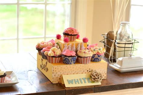 karas party ideas cupcake wars birthday party karas party ideas