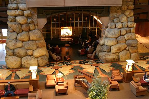 Anaheim Patio And Fireplace by Pictures From Disney S Grand Californian Hotel In Anaheim