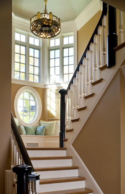 Staircase Window Ideas 10 Stairway Design Ideas Town Country Living