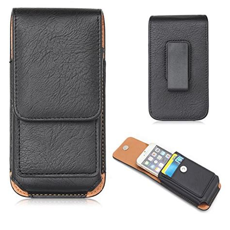 360 Iphone 66s Plus univesal 5 5 premium leather holster with 360