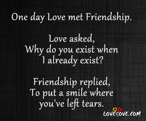 love and freindship and quotes about love and friendship quotesgram