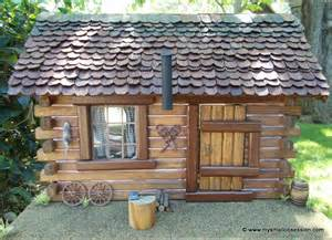 pioneer log cabin my small obsession