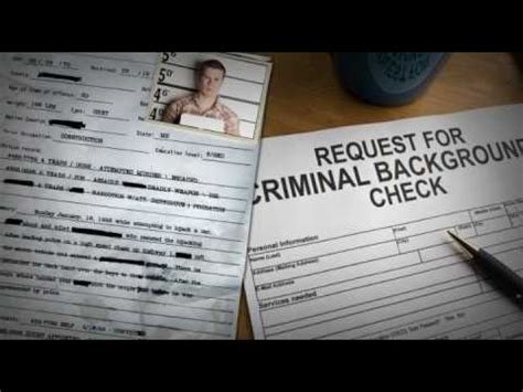 Do You A Criminal Record How To Clear Your Criminal Record With An Expungement Doovi