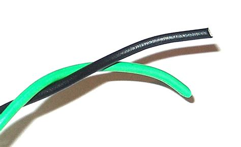 speaker wire black green product details
