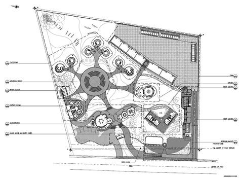 Traditional House Plan women s opportunity centre in rwanda detail magazine
