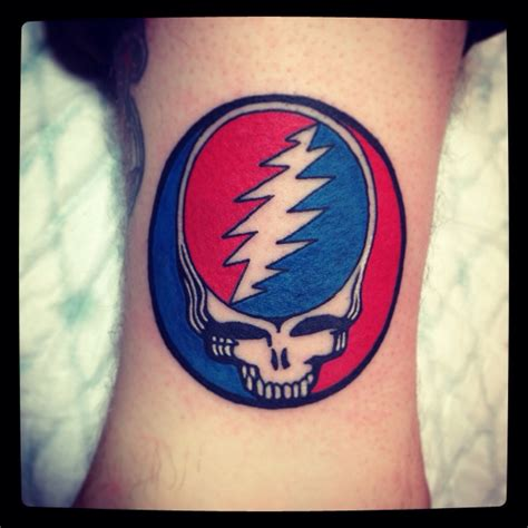 steal your face tattoo designs 28 your designs grateful dead by