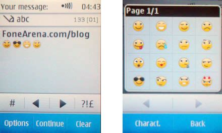 smiley themes for nokia c3 nokia c3 01 touch and type review