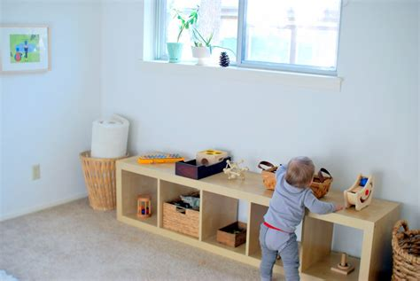 Simple Steps To Creating A Montessori Toddler Room Jenni Montessori Room