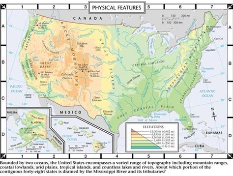 us geography map us geography