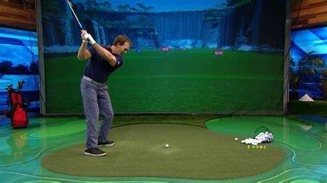 simplified golf swing keep swing plane simple in the golf swing golf channel