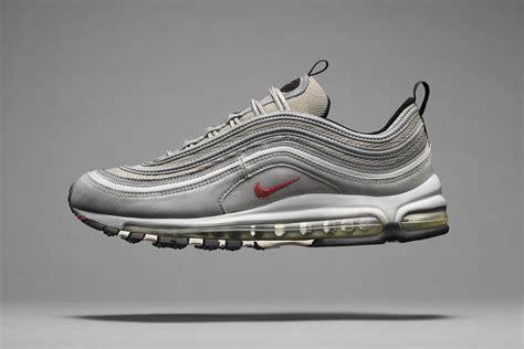 nike air silver nike air max 97 la silver release date sneaker bar detroit