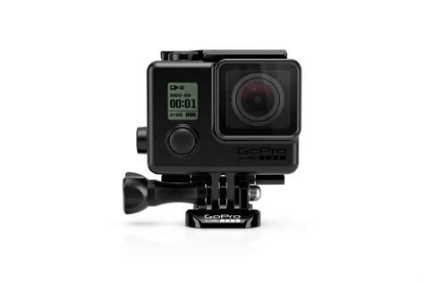 Gopro 3 Plus gopro blackout housing for hero3 and hero3 por homme contemporary s lifestyle magazine