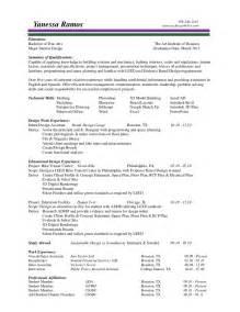 Atm Repair Sle Resume by Yanessa Ramos Resume