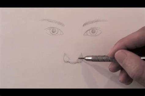 imagenes humanas no realistas c 243 mo aprender a dibujar una nariz paso a paso perfil